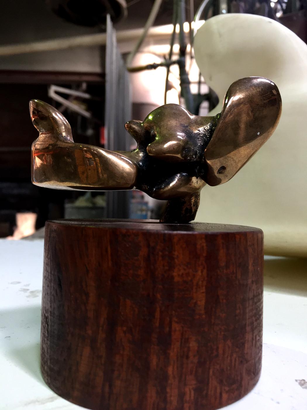 original bronze maquette