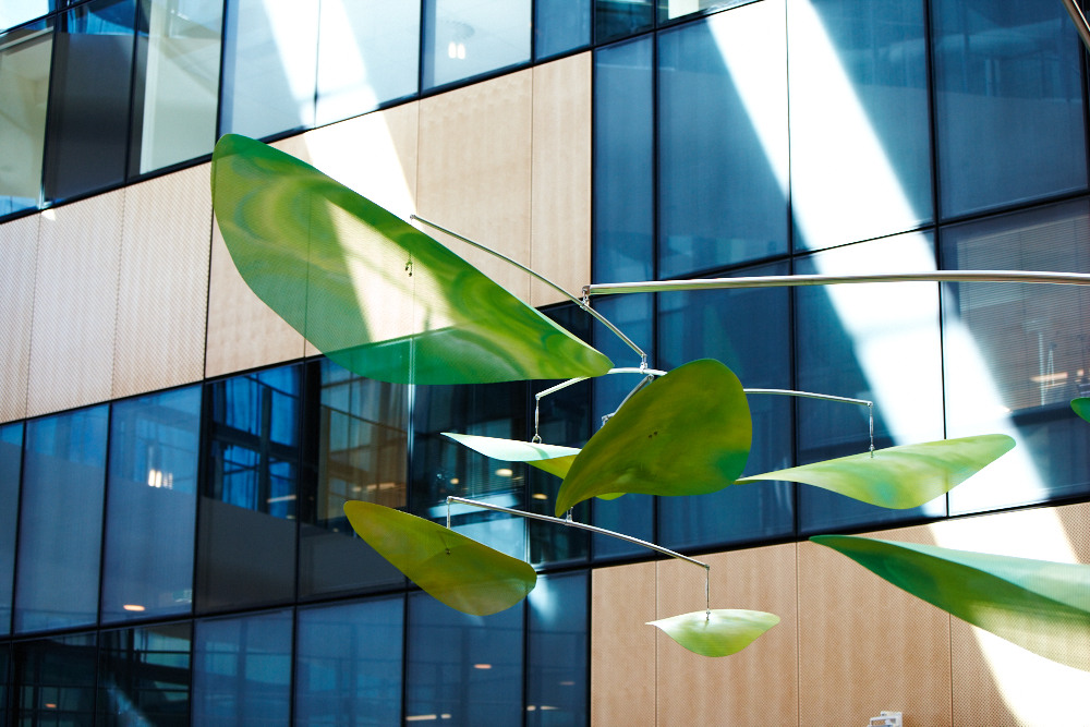 c6f489ccd55 ... Jade Oakley mobile Sky Garden installation ...